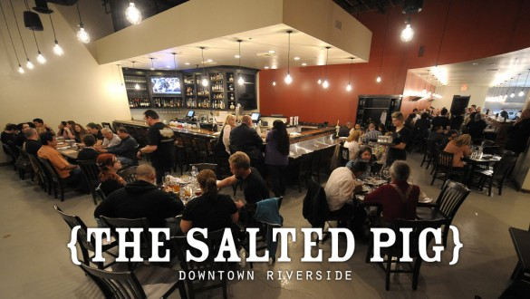 Social Platforms for Riverside CA Restaurants The Salted Pig