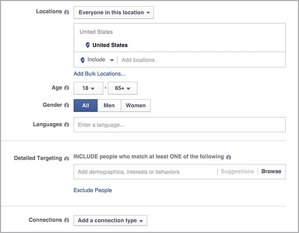 Find Your Audience on Facebook