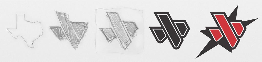 esports logo - literal to iconic