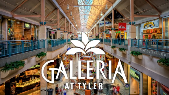 Social Platforms for The Retail Industry Galleria at Tyler